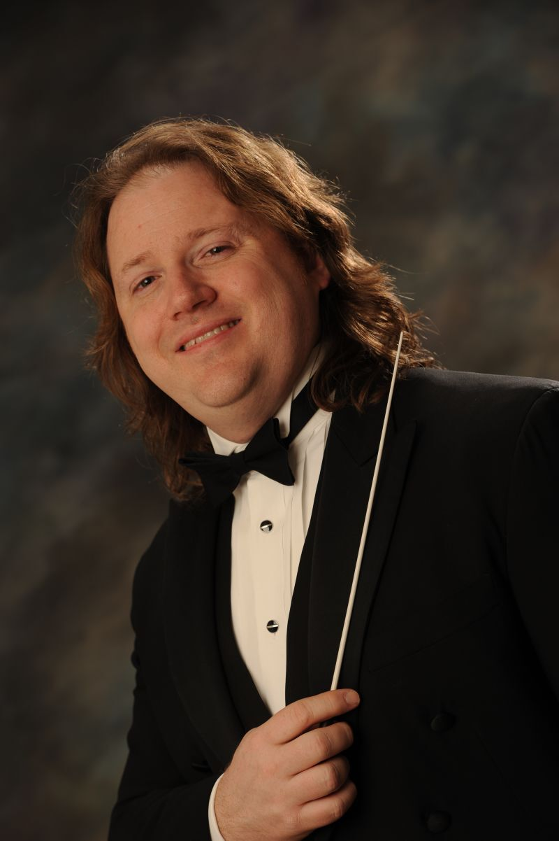 Conductor to lead Light Opera of New Jersey