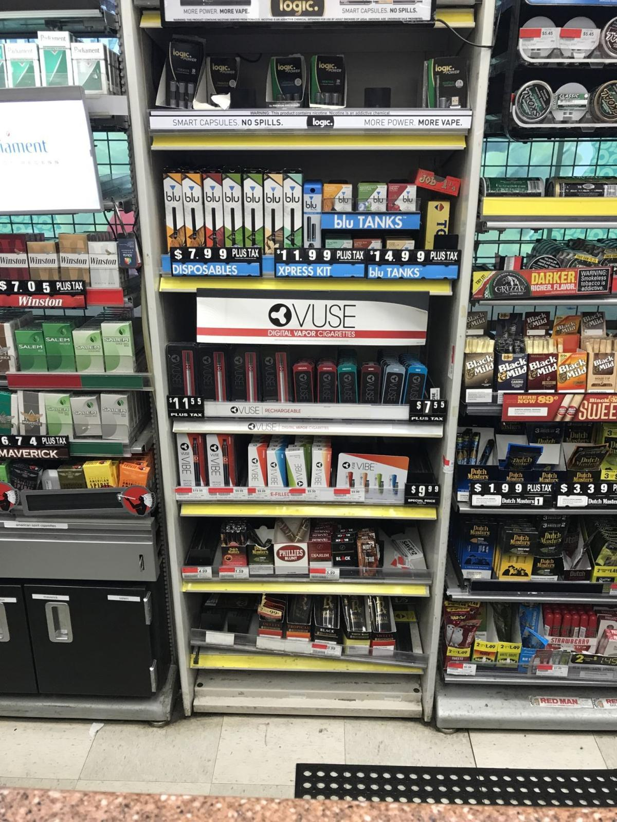 Vaping items
