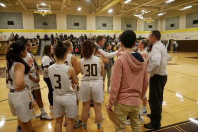 Watchung Hills girls basketball