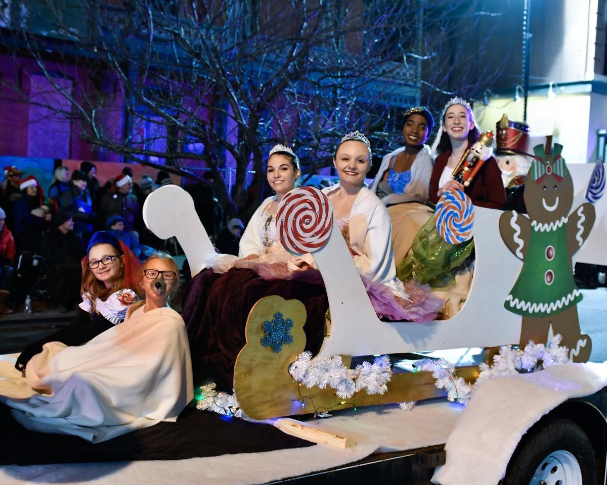 Hunterdon Holiday Parade marches down Flemington Main Street