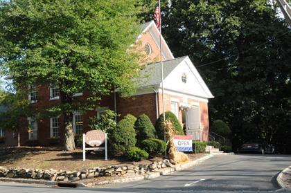 Red Brick Schoolhouse