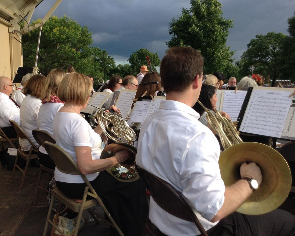 Hunterdon Symphony performs spy themes on Thursday, June 27, at Deer Path Park