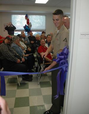 Veteran's Service Office opens