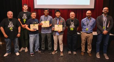 School emergency instant notification app wins third Annual HackHunterdon Hackathon