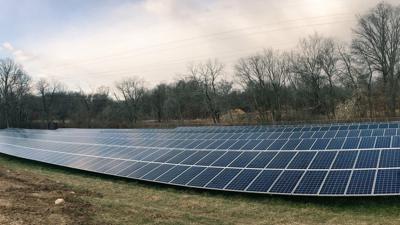 Caldwell Solar Panels