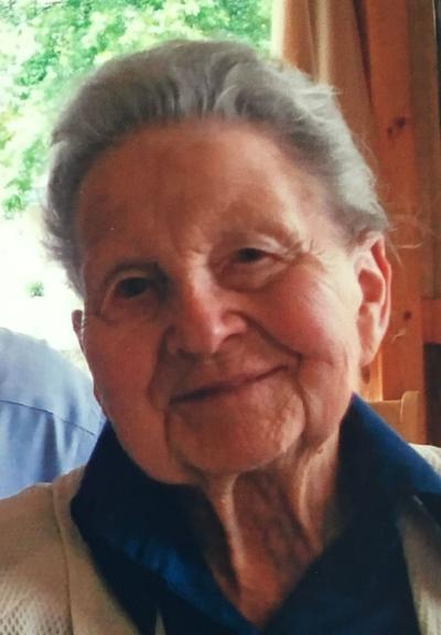 Doris K. Kinzel, former Hunterdon Review classified ad rep