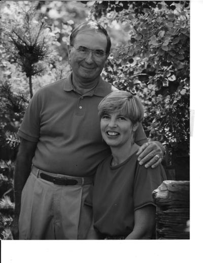 Irving V. Fenner, 93, and Janet Miles Fenner, 67, longtime music educators at Watchung schools