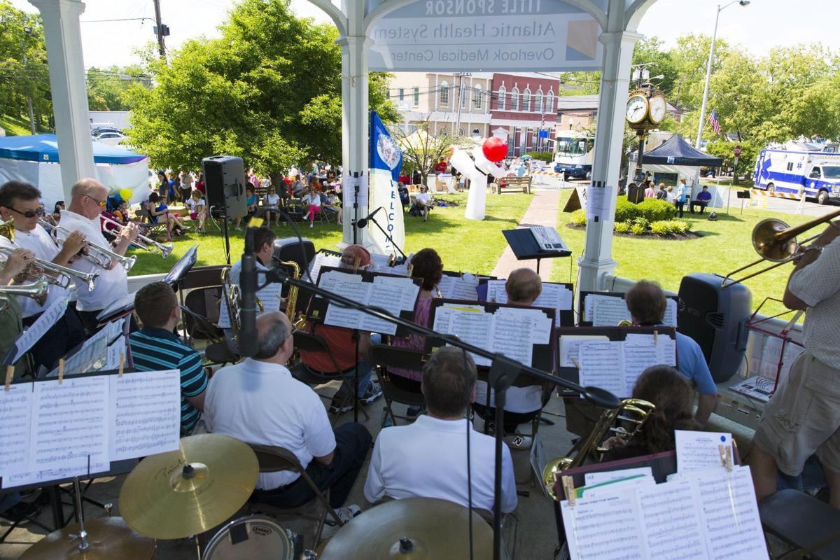 Community Band performs
