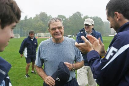 Pingry's Bugliari captures 700th