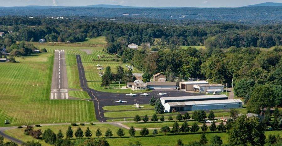 Free airplane rides for children 8 to 17 at Sky Manor Airport on Saturday, April 21