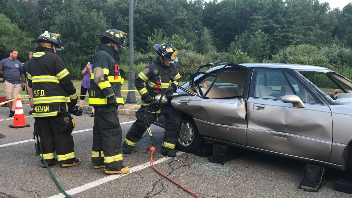 Jaws of Life demonstration