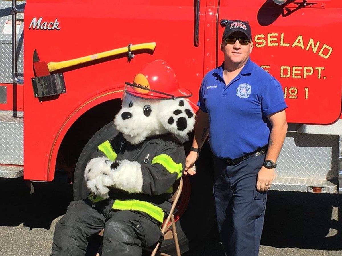 sparky the fire dog. sparky the fire dog