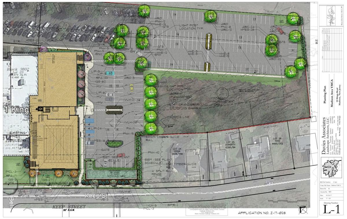 VIDEO Madison Area YMCA revises plans for swimming pool addition – Swimming Pool Site Plan