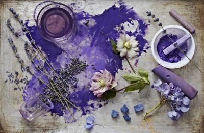 'Lavender Study'