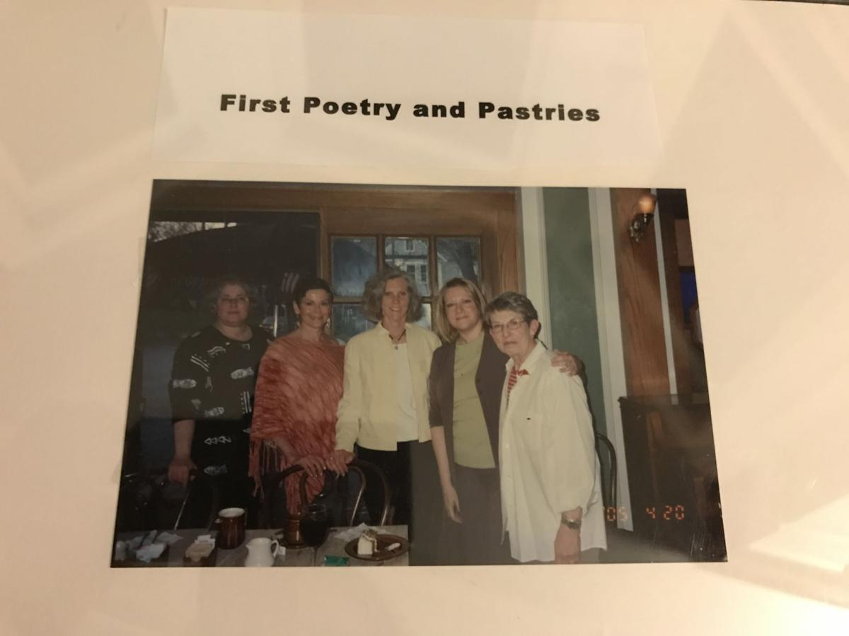 First Poetry & Pastries