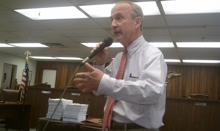 Congressman Rodney Frelinghuysen holds town hall meeting in West Caldwell