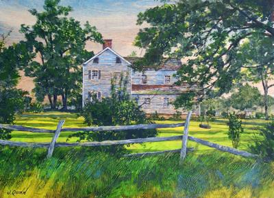 Jurists Heydt, Churchill selected for 28th Tewksbury Art Show, Sale