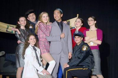 'Urinetown' cast