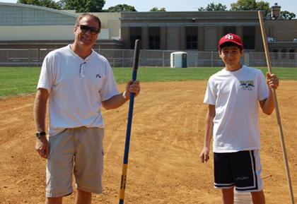Madison scout combines love of community and baseball