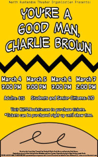 North Hunterdon High presents virtual musical 'You're A Good Man, Charlie Brown' from Thursday, March 4