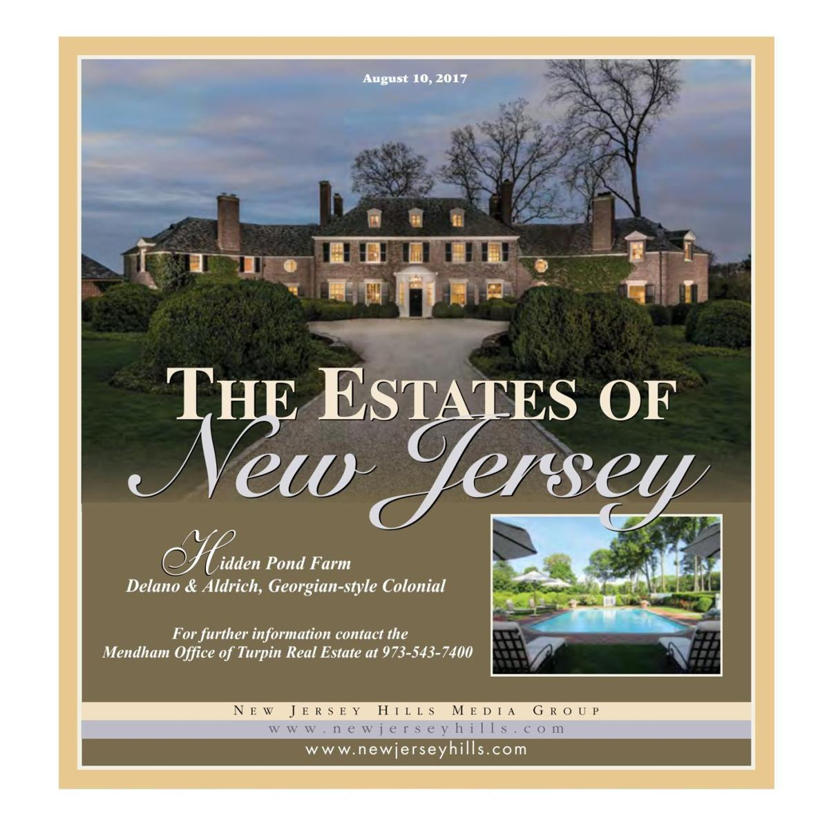 Estates of New Jersey - August 10, 2017