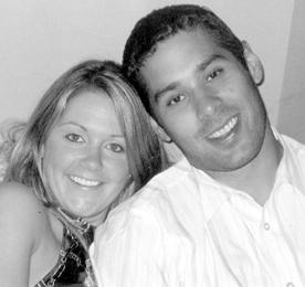 Alison Anne Odell engaged to Gerhard Joseph Sanchez