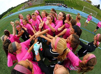 Gill St. Bernard's girls soccer