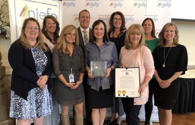 "North Hunterdon Education Foundation wins ""Outstanding Education Foundation Programs"" award"