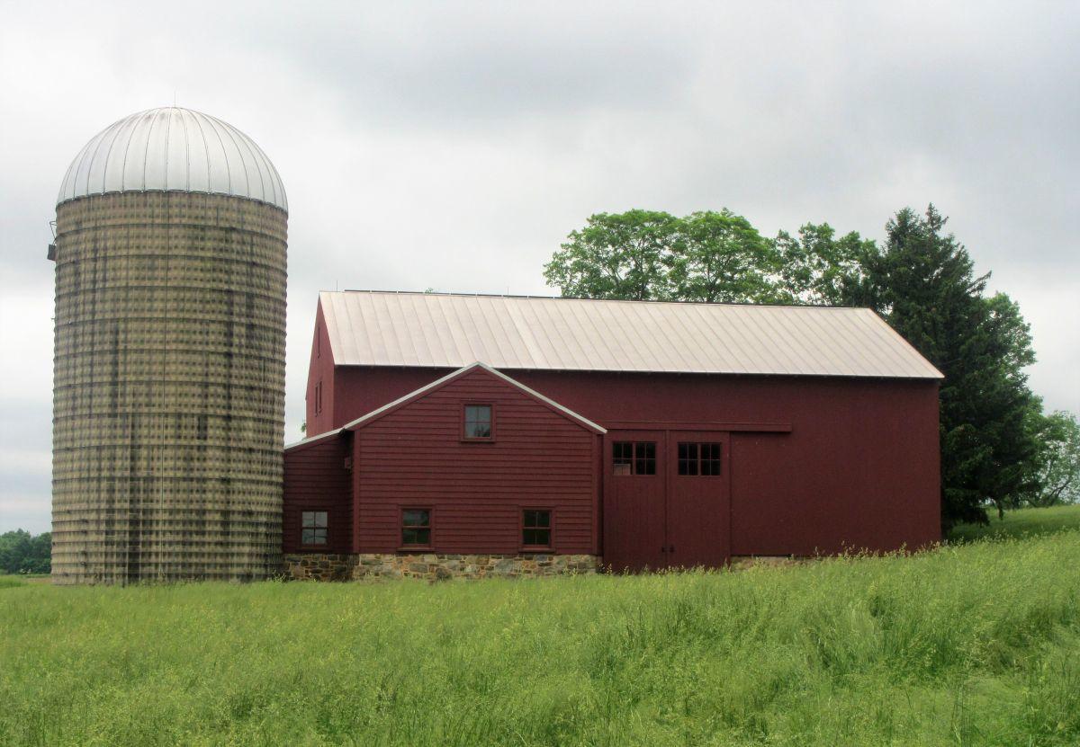 Tewksbury Barn Tour will be on Sunday, July 22