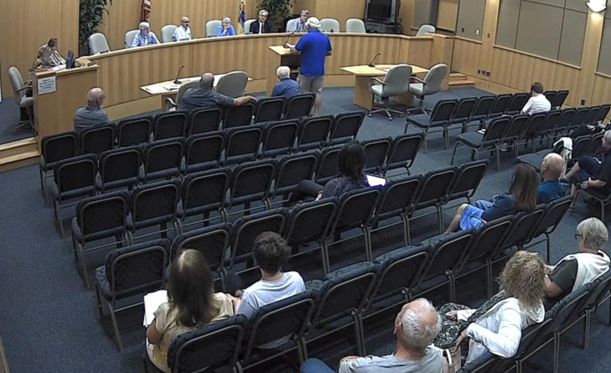 Readington debates the roundabout proposal for Route 523 and Lorenzen property purchase
