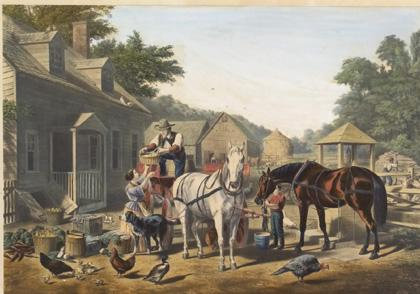 Currier & Ives exhibit comes to Morris Museum Aug. 21