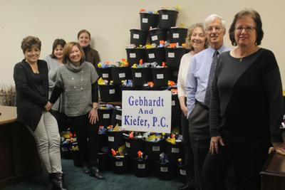 Gebhardt & Kiefer law offices mark 135th anniversary by giving back