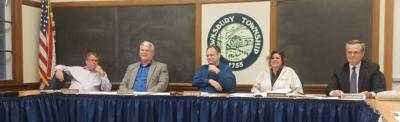 (VIDEO) Tewksbury Township Committee adopts $9.7 million budget