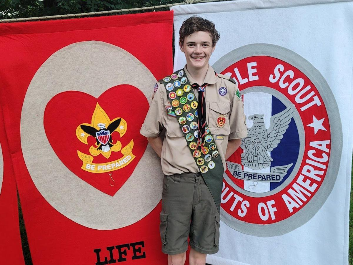 Lebanon Boy Scout Troop 200 held their Spring Court of Honor
