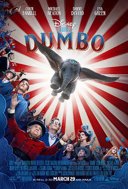 Tewksbury to host Disney's 'Dumbo' at drive-in movie on Saturday, May 15