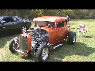 Oldwick Classic Car Show