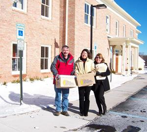 Township employees move into new offices