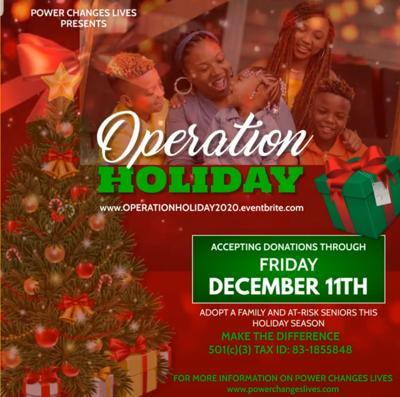 POWER Operation Holiday 2020