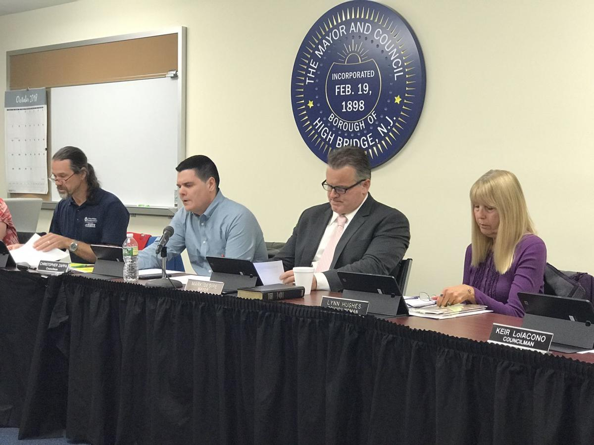 High Bridge Council gets good news on sewer dispute mediation