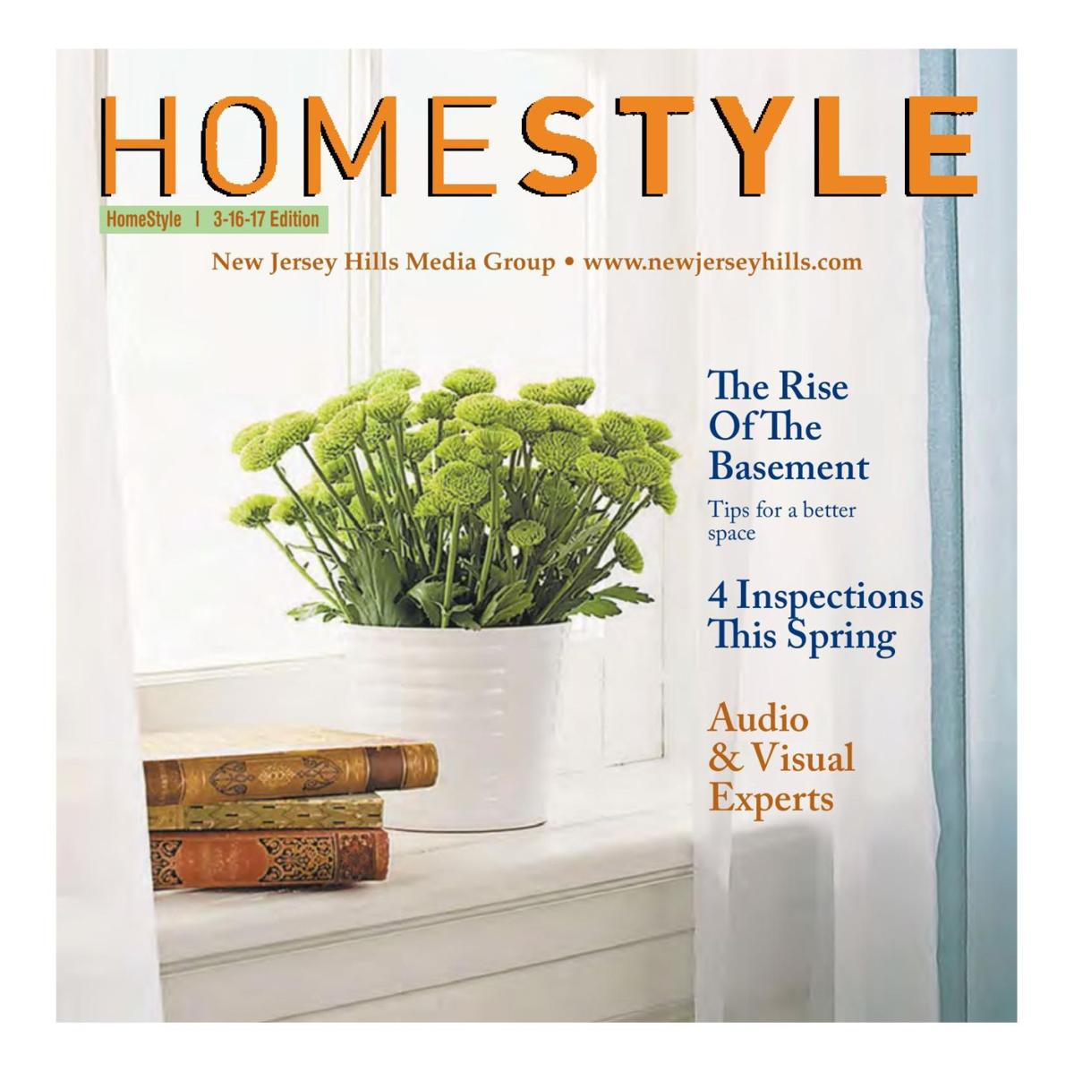 Spring Homestyle - March 16, 2017