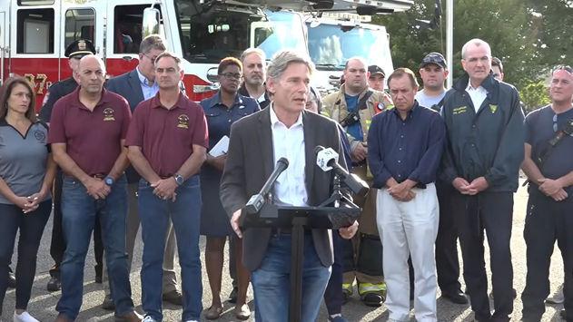 Rep. Malinowski speaks to Tropical Storm Ida's devastation in 7th Congressional District