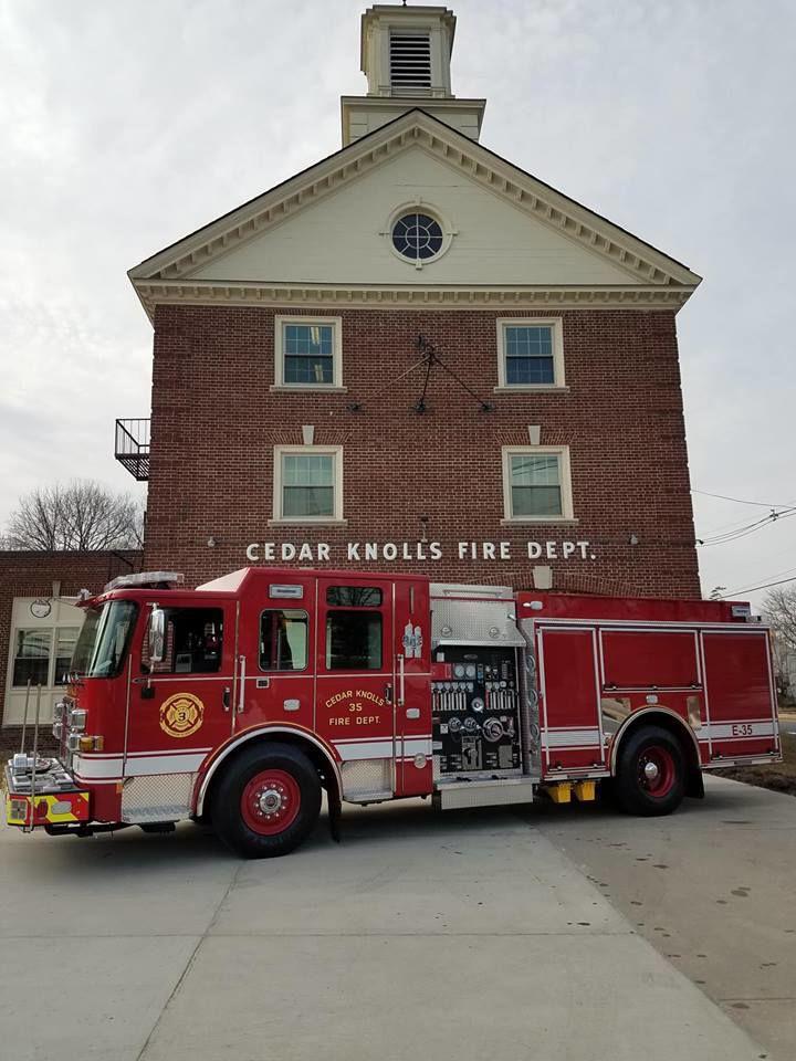 Cedar Knolls Fire Disrict