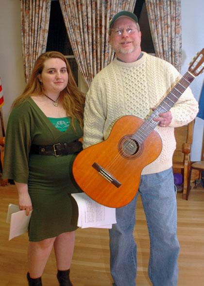 Readington Community Theatre entices with coffee, bagels and music