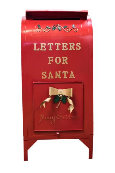 Long Hill Recreation to accept letters to Santa Claus