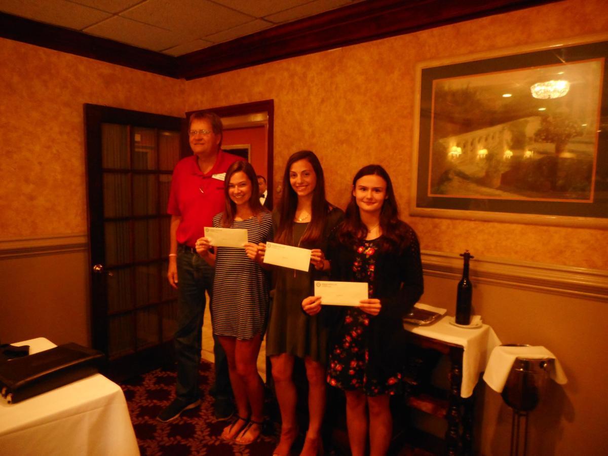 Rotary winners