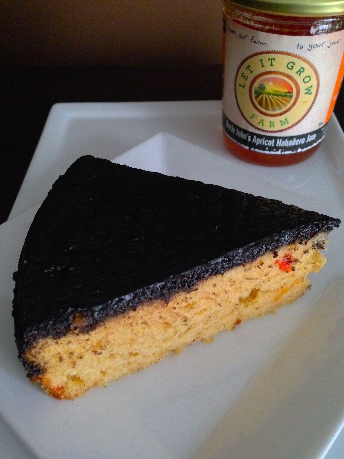 FRESH OFF THE FARM: Citrus Habanero Cake by Claire Nines