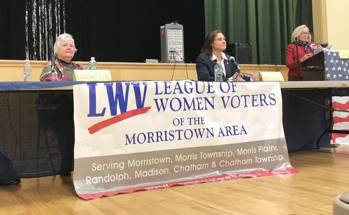 Morris freeholder candidates debate best way to attract, help business