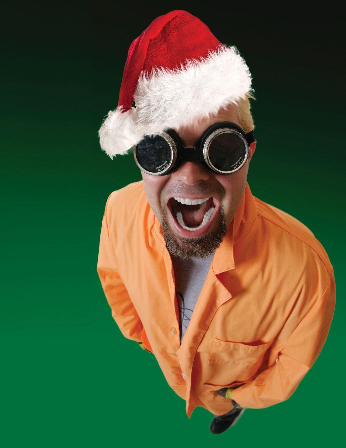 The Science of Santa