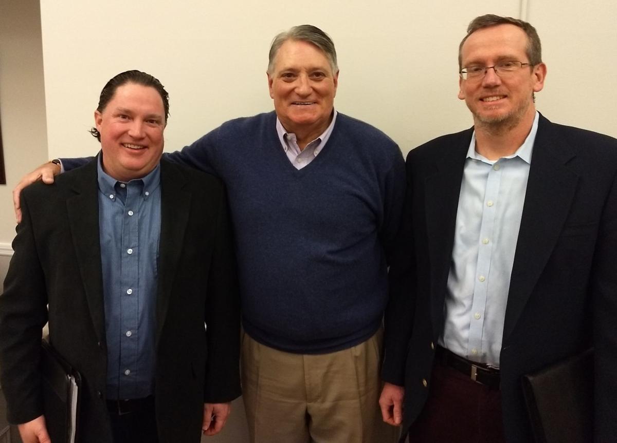 Three Candidates
