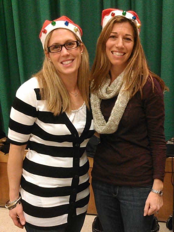 PTO co- chairs of the boutique